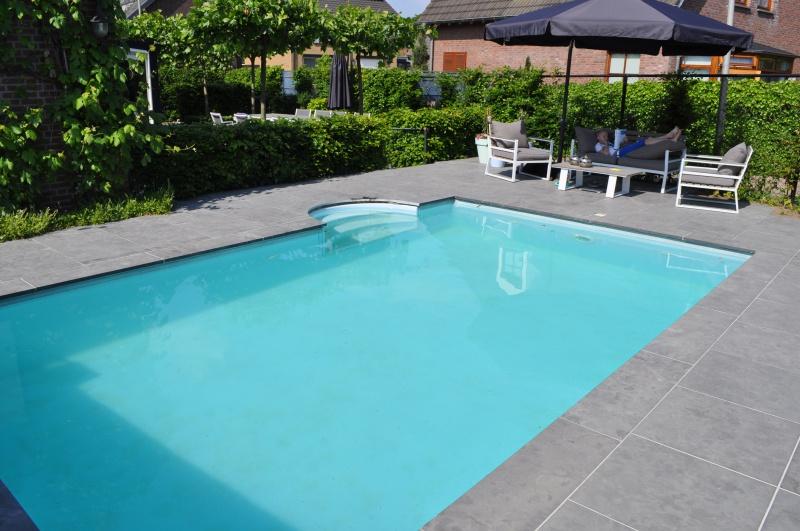 zwembad aanleggen sittard